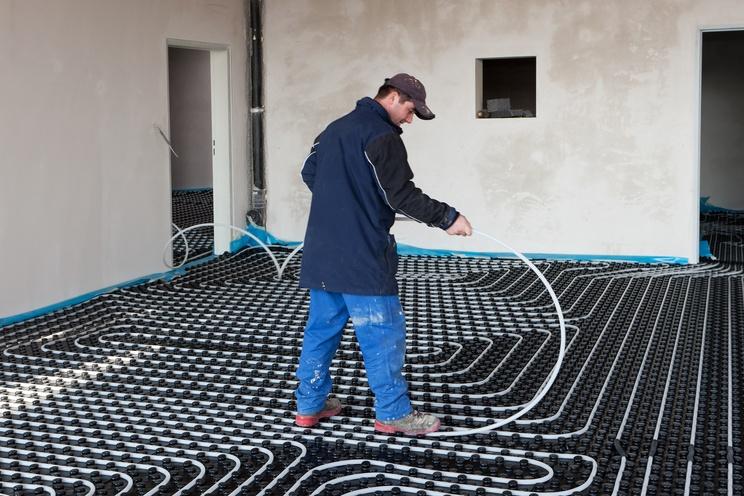 Installation De Systemes De Chauffage Dans La Region De Lamarque